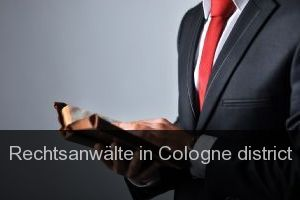 Rechtsanwälte in Cologne district