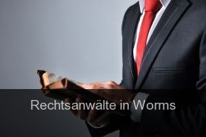 Rechtsanwälte in Worms